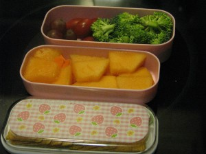lunch #2 box 1